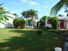 Residence ACACIA Charmant bungalow dans parc tropical avec piscine (Réf:5597 Bungalow Guadeloupe SaintFrancois)