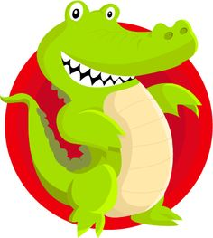 Crocodile / Illustrator