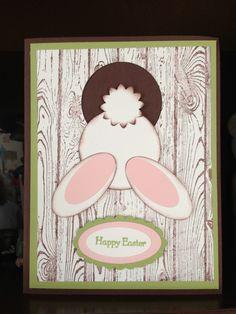 Easter punch art
