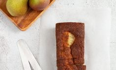 Recipe for Pear and Banana Bread – perfect for snacks, tea or a lunchbox treat Ingredients 2 Eggs 170 g (⅔ cup) Brown sugar 80 ml (⅓ cup) Vegetable oil 80 ml (⅓ cup) Milk 170 g cups) Cake flour 5 ml tsp. Healthy Family Meals, Healthy Snacks, Banana Bread Recipes, Cooking Classes, Delicious Desserts, Pear, Sweet Treats, Baking, Fruit