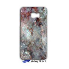 Grey Granite Samsung Galaxy Note 5 Case Cover Wrap Around
