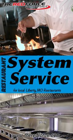 Restaurant Fire Suppression System Service Liberty, MO (816) 833-8822 This is The Red Force Fire and Security.  Call us Today for FAST Onsite Fire System Service.  Experts are standing by...
