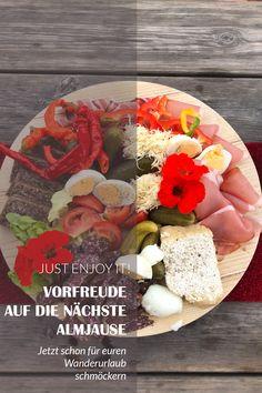 Jetzt schon mal für euren Wanderurlaub in Flachau schmöckern Cheese, Food, Tourism, Hiking, Homemade, Essen, Meals, Yemek, Eten