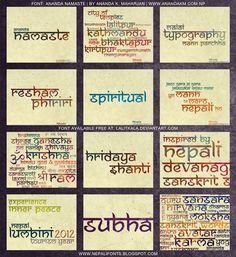 Hindi Fonts Download | Hindi Fonts for Designers