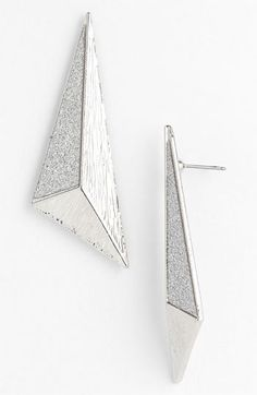 Guinevere Faceted Earrings available at Nordstrom
