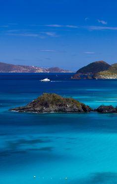 Visit Trunk Bay, St. John, U.S. Virgin Islands and stay at Caneel Bay Resort: caneelbay.com