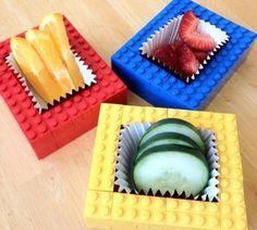 ciotole di lego