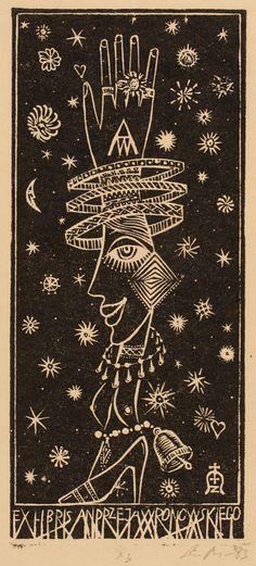Zbigniew Lubicz-Miszewski, Art-exlibris.net