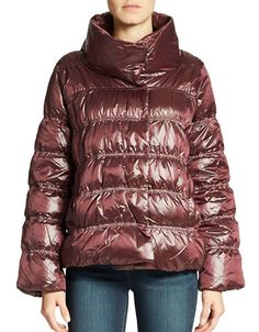Iridescent Puffer Coat | Lord and Taylor