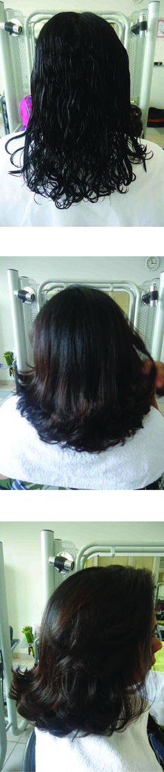 Curso de cabeleireiro Senac-MG