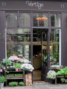 Vertige flower shop | Paris
