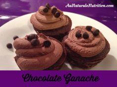 How to make Chocolate Ganache & a recipe for Triple Chocolate Cake, www.aunaturalenutrition.com (Paleo & gluten free)