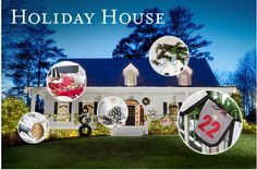 Holiday House 2013 (http://blog.hgtv.com/design/2013/10/21/daily-delight-holiday-house-2013/?soc=pinterest)