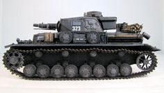 Panzer IV Ausf. D Tauch