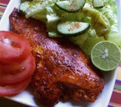 Annatto-Citrus Marinated Chicken - Hispanic Kitchen