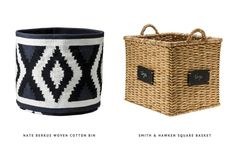 Trends: Chic Toy Baskets | Pretty Fluffy