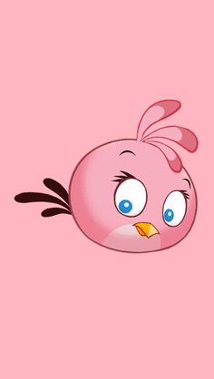 Stella - iPhone Angry Birds wallpapers @mobile9