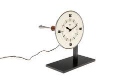 Mid Century Modern Clock General Electric designed circa 1960