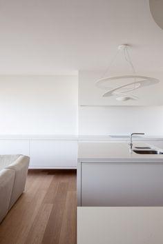 Het Atelier - Interieur (Hooglede, West-Vlaanderen) | project: Project Biliouw