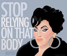 Stop Relying on that Body by dezignjk.deviantart.com on @DeviantArt