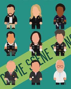 Perito Criminal, Investigations, Las Vegas, Crime, Lab, Miami, Scene, York, Movie Posters