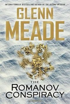 Join our Inspirational Book Club Thur., June 12th at 7:00 p.m. at the West Wyandotte Library for a discussion of The Romanov Conspiracy by Glenn Meade.