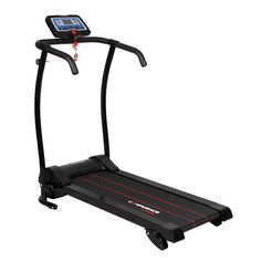 CONFIDENCE POWER TRAC PRO MOTORIZED ELECTRIC TREADMILL RUNNING MACHINE w/INCLINE for Sale