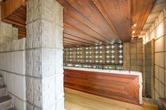 Frank Lloyd Wright's iconic Millard House (aka La Miniatura) is now up for sale in Pasadena, CA for $4.495 million