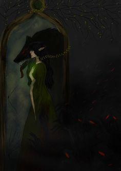Inquisitor Lavellan by CMajoris on DeviantArt