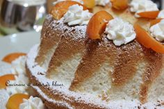 Angel cake di Luca Montersino | Cucina a ritmo di blues