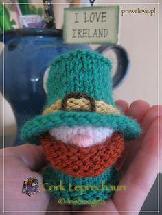 Ravelry: Paddy - the Cork Leprechaun pattern by Irishmagda