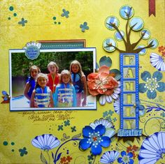 Family Adventure by Dana Tatar - Quick Quotes Take Risks Premier Page Kit