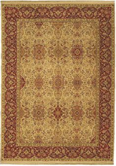 Traditional Runner Beige Color Shaw Antiquities Collection