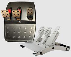 Logitech g25 g27 over sized aluminium shifter paddles for 320mm