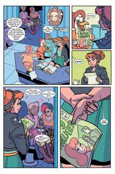 Preview: PATSY WALKER AKA HELLCAT #4 - Comic Vine