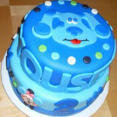 Blues Clues Cake Decorations