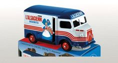 Citroën Type HY L'Alsacienne Dinky Toys Replica Limited Edition 1/43