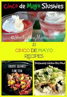 10 Awesome Cinco de Mayo Recipes