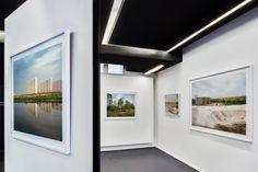"exposition ""Pastoral, Moscow Suburbs"" de Alexander Gronsky à la gallerie Polka"