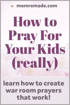 Encouraging Scripture Quotes, Powerful Scriptures, Bible Verses About Fear, Praying For Your Children, Contemplative Prayer, Difficult Children, Tired Mom, Bible Study For Kids, Inspirational Blogs