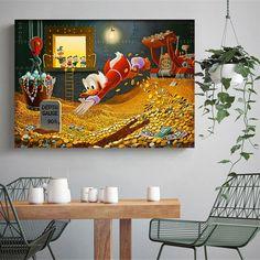 Canvas Home, Canvas Wall Art, Modern Wall Art, Modern Decor, Salon Pictures, Salon Art, Nordic Art, Rooms Home Decor, Living Room Paint