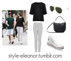 """Eleanor and Louis in Montreal"" by iloveeleanorcalder ❤ liked on Polyvore featuring Boutique, Topshop, Converse, Ray-Ban, Mulberry, eleanor, eleanorcalder, eleanorcalderstyle and Eleanorstyle"