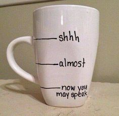 Coffee Mug Design Ideas coffee mugs with design on handle Pin It If You Need This Coffee Cup This Morning It Is Inhumane In My Opinion To Force People Who Have A Genuine Medical Need For Coffee To Wait In Line