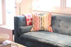 Love this place! Meghan's Colorful Abode via Luella & June
