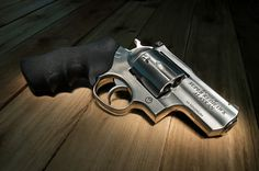 Ruger's Alaskan is a hard hitting, close quarters, .44 Magnum, revolver.