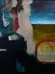 Leigh Pearson    Forsaken - 2010 Paintings, Beauty, Art, Art Background, Paint, Painting Art, Kunst, Performing Arts, Painting