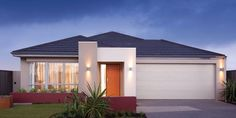 Don Rusell Home Designs: The Hamlin. Visit www.localbuilders.com.au/home_builders_perth.htm to find your ideal home design in Perth