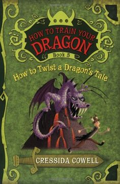 How to Train Your Dragon: How to Twist a Dragon's Tale by Cressida Cowell http://www.amazon.com/dp/0316085316/ref=cm_sw_r_pi_dp_JgX4vb01QSCVR
