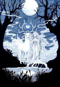 Selene / Artemis