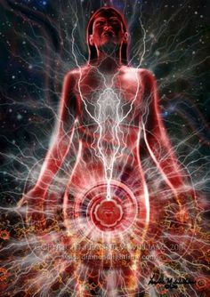 "The Base Chakra is the chakra that keeps you grounded. It is also related to your survival instincts ""fight or flight response"" when threatened. Relates to material gains and is also associated with lust and obsession. It is also where Kundalini resides."